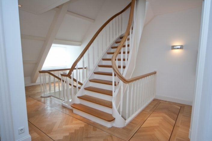 Trappen doorgang